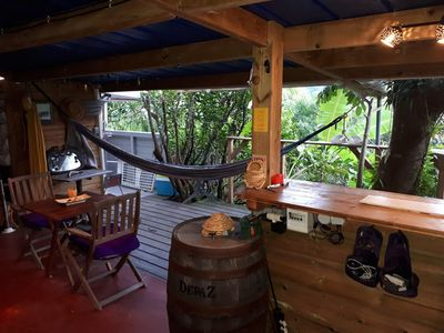 Photo for 1BR House Vacation Rental in Le Morne-Vert