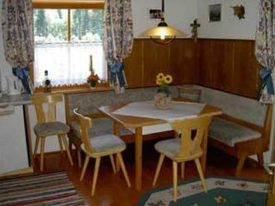 Photo for Apartment / 2 bedrooms / Du od. Bath, WC_3P - Brandner Robert, apartments and cottage