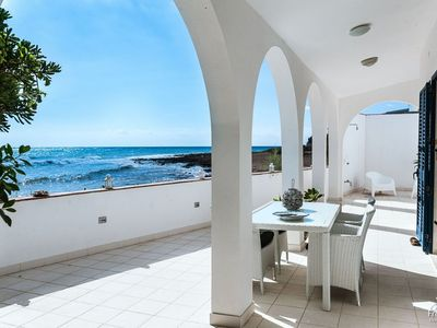 Photo for 3 bedroom Villa, sleeps 6 in Calabernardo with Air Con and WiFi