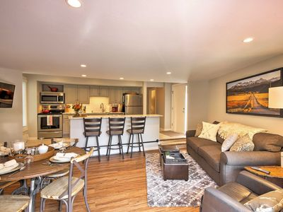 Photo for Breckenridge Condo- 8 Minute Walk to Ski Resort!