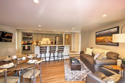This sleek vacation rental condo is an ideal home base for those in search of the ultimate Breckenridge getaway!