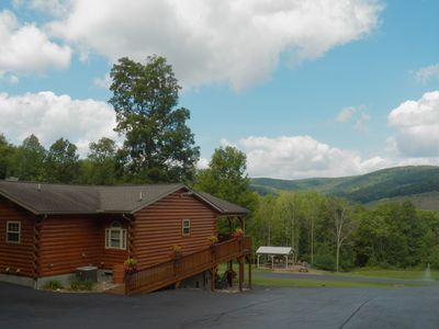Photo for PSU  5 BR   Log Home