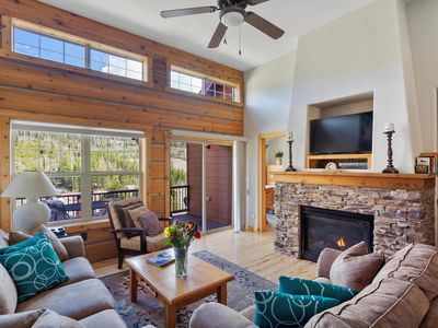 Photo for Majestic Views and Steps to the Trails!