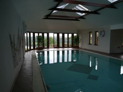 Photo for Luxury property with outstanding views and indoor pool and spa