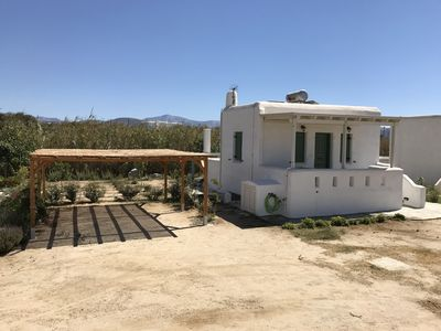 Photo for New house at Agia Anna area with two separate rooms on different levels.
