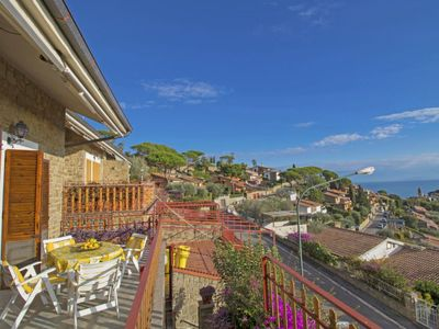 Photo for Vacation home Loriana in Castiglione della Pescaia - 6 persons, 3 bedrooms