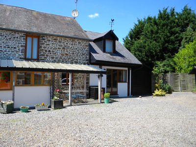 Photo for Holiday cottage with lake.  Free pool table