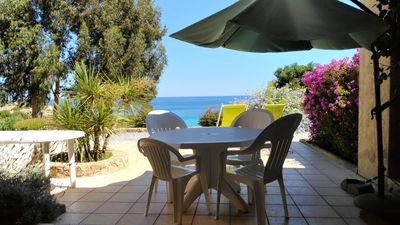 Photo for 1BR Apartment Vacation Rental in CORBARA
