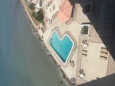 Photo for Gulf View Condo on Beautiful Clearwater Beach, FL