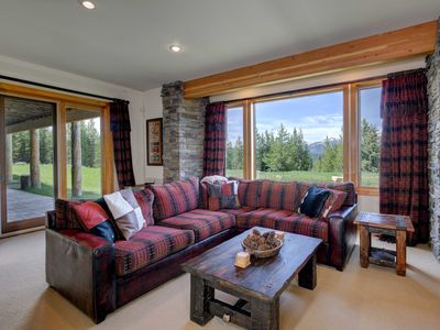 Photo for Big Sky- Luxurious Home off the Beaten Path
