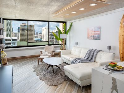 Photo for Ultra Luxury Condo with Ocean View + Free Assigned Parking