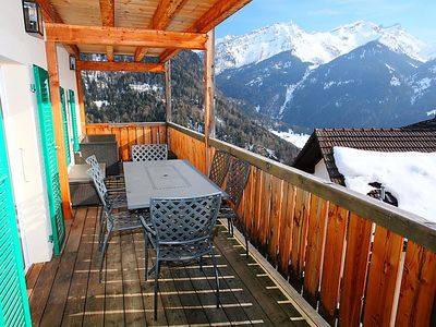Photo for Apartment Beau Séjour 201 in Gryon - 6 persons, 3 bedrooms