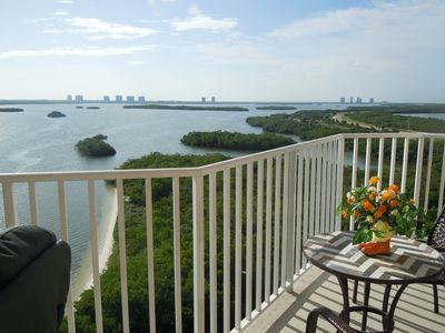 Photo for Nature Lovers Paradise-Lovers Key Resort,  10th FL Privacy w/Stunning Views