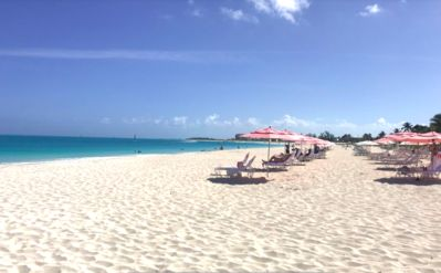 Lazy Days and Beach Days at Isadodra RoA on Grace Bay, Condo 305
