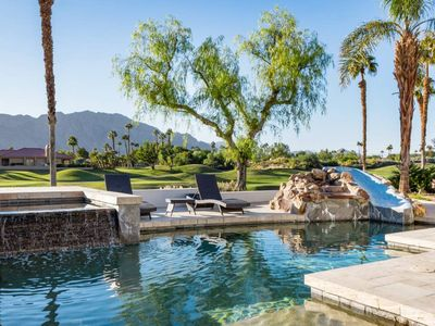 Photo for 54899 Winged Foot · Pga West Paradise Lux Views, Heated Pool, Slide, Games