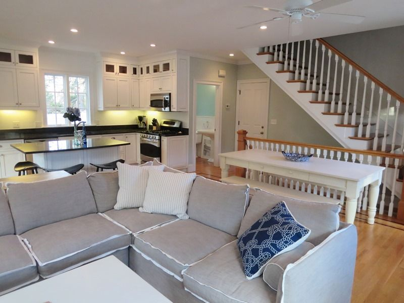 Once Upon a Tide - IN the PORT! Walk to Bank St Beach-All New! 580 Route 28 Harwich Port