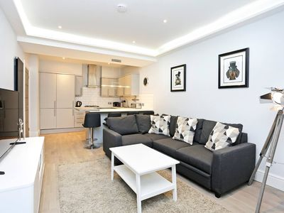 Photo for Stay Safe in the City Centre: Modern and Stylish Apartment for a Great Price