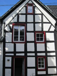 Photo for Modern living in a stylish, renovated half-timbered house