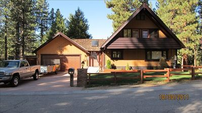 Welcome! Here you will enjoy your home away from home, in beautiful Lake Tahoe.
