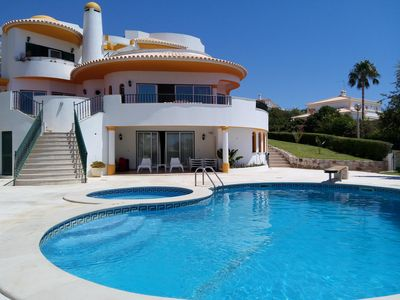 Photo for Large Luxury Villa With Private Pool And Sea Views, Hillside Location
