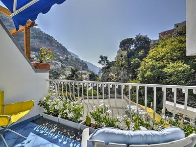 Photo for Casa Ginepro: A cozy and welcoming independent house located in the center of Positano, with Free WI-FI.