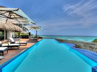 Photo for Stunning 5 bedroom luxury villa with private pool in exclusive resort of Punta Cana. Marina 1