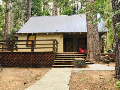 Photo for Strawberry /Twin Bridges Cabin - 2 Bedroom is a loft-Create memories here!