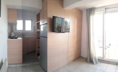 Photo for Top studio apartment in Voula