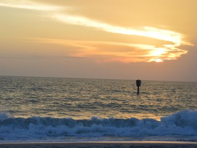 Photo for Beachfront Condo with Beautiful Views of the Gulf Discount through Christmas!