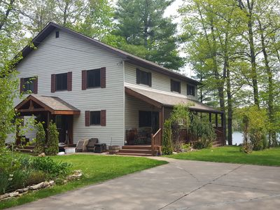 Photo for Come Enjoy A Relaxing Retreat On One Of Wisconsin's Premier Lakes!