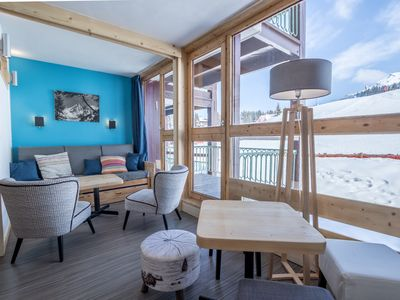 Photo for LES ARCS 1800 RESIDENCE TOURNAVELLES AT THE CENTER OF THE STATION FOR 8/10 PEOPLE