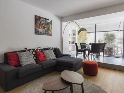 Photo for Marques de Pombal: Trendy Apartment with Terrace