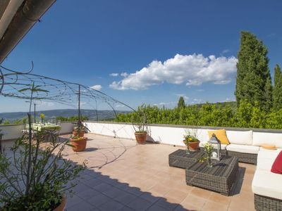 Photo for Apartment Gaia in Castel del Piano - 18 persons, 8 bedrooms