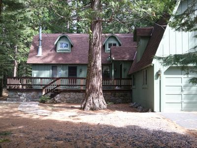 Photo for Large mountain home- near Pinecrest Lake