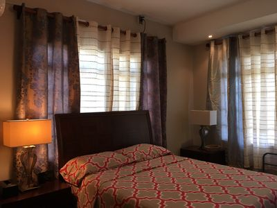 Photo for Port of Spain Villa Bird Song: 235 sq. ft. Queen Room + Private Bath #HomeStay