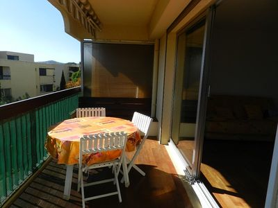 Photo for -20% - LARGE STUDIO RENOVATED 3 PERS WITH TERRACE. QUIET LOCATION.
