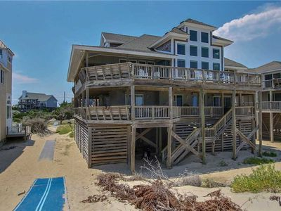 Photo for Gorgeous & updated! Steps from the ocean, HotTub, Elevator, RecRoom