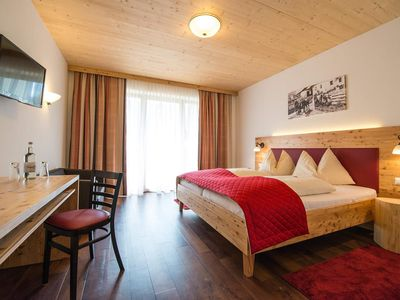 Photo for Double room with shower, toilet (larch) - Hotel / Gasthof Brunnwirt