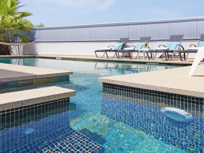 Photo for Ayia Napa Holiday Home, Sleeps 8 with Pool, Air Con and WiFi