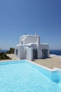 Photo for 5 bedroom villa with private pool in Choulakia, in Mykonos