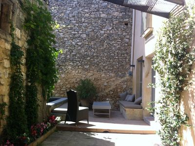 Photo for Maison St Max - Riad-style happiness 3 km from Uzes