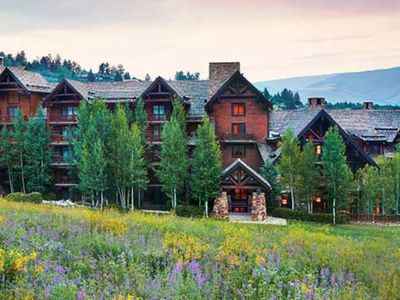 Photo for Just reduced! Timbers Bachelor Gulch condo