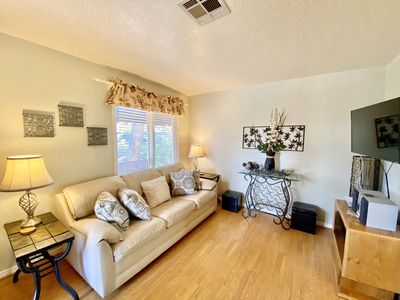 Photo for V6 Sports Village | PET FRIENDLY! MAIN LEVEL CONDO! RIGHT BY THE CLUBHOUSE!