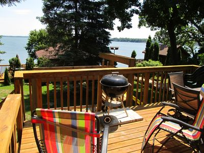 Madison/Stoughton 3 BR/3 BA Lake  Kegonsa Cottage