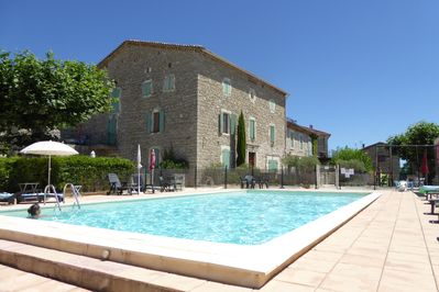 The Bastide is a beautifully restored 19th Century Building