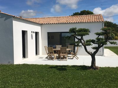 Photo for Charming house near La Rochelle and the islands