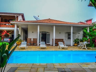 Photo for Casa da Nene 50 meters from the beach - 3 suites