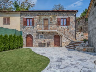 Photo for Vacation home Casa Storia & Antica in Opatija/Veprinac - 12 persons, 4 bedrooms