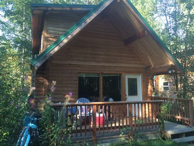 Photo for Talkeetna Log Cabin Unit 2