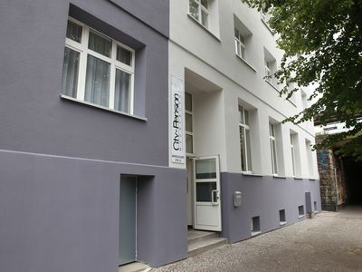 Photo for Double Room - City Pension Magdeburg